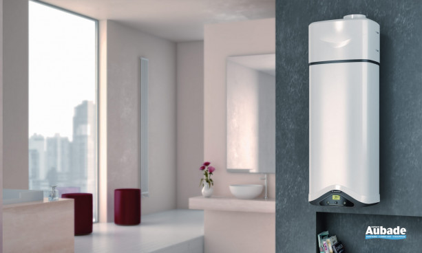 Chauffe-eau thermodynamique Ariston peu encombrant petits espaces