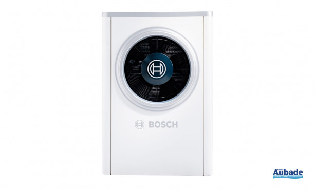 Pompe à chaleur Compress 6000 AW de Bosch: unité extérieure