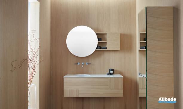 Meuble salle de bain suspendu Coco Burgbad