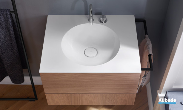 Meuble salle de bain 60cm Coco Burgbad