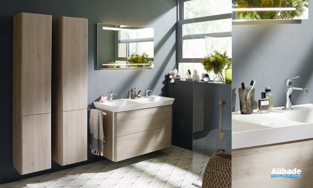 Meuble salle de bains Burgbad Iveo - 1