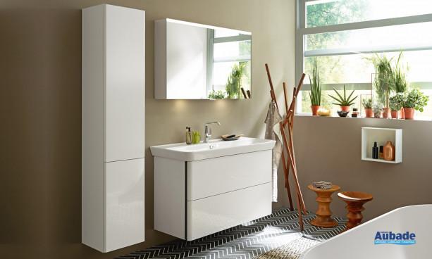 Meuble salle de bains Burgbad Iveo - 3