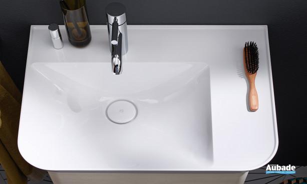 Meuble salle de bains Burgbad Iveo - 9
