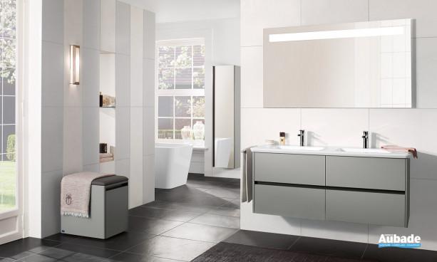 Meuble salle de bain vivia villeroy & boch