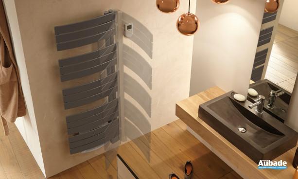 Sèche-serviettes électrique Nefertiti Intégral d'Atlantic