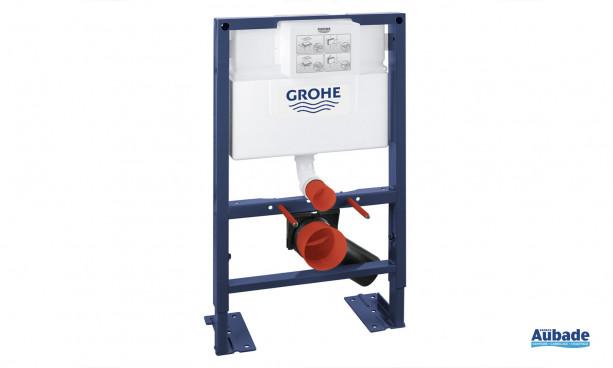 Bâti-support solution contrainte de place Rapid SL WC de Grohe