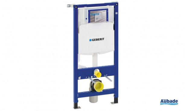 Bâti-support hauteur de cuvette pour application standard de Geberit