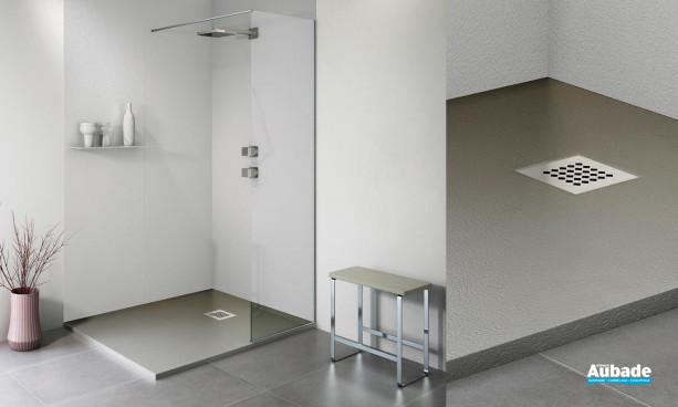 Douche italienne avec receveur Compact Acquabella