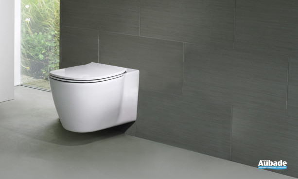WC suspendu Collection Connect Air d'Ideal Standard