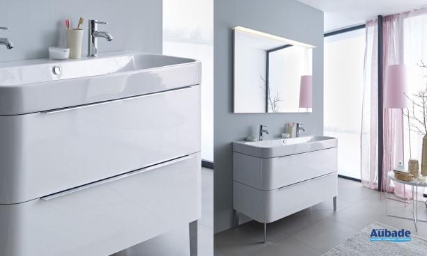 Meuble de salle de bains Happy D2 de Duravit