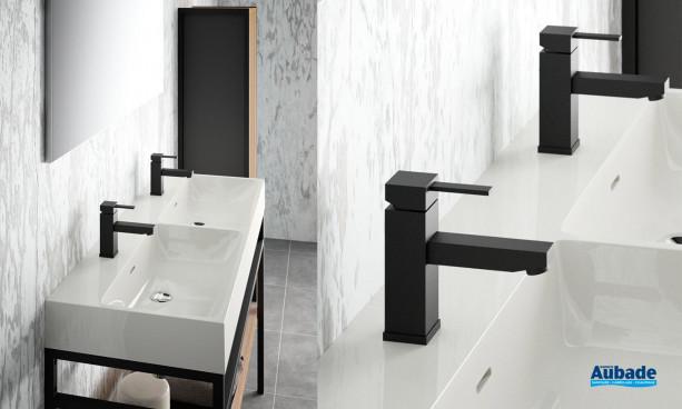 Meuble de salle de bains Steel de Cedam