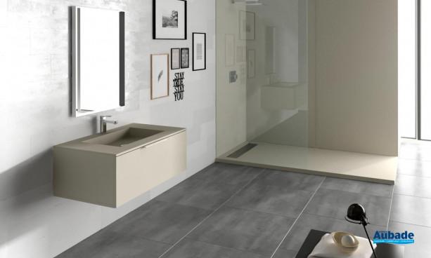 Receveur de douche Andromeda Cover de mc bath panneaux muraux