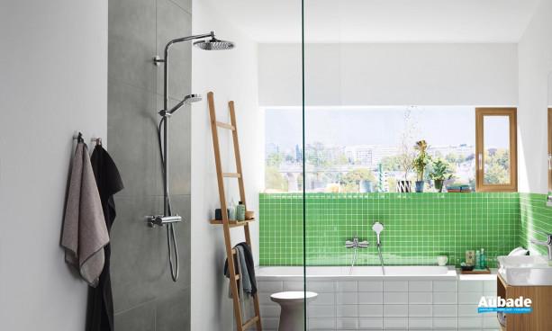 Showerpipe Crometta S 240 1jet