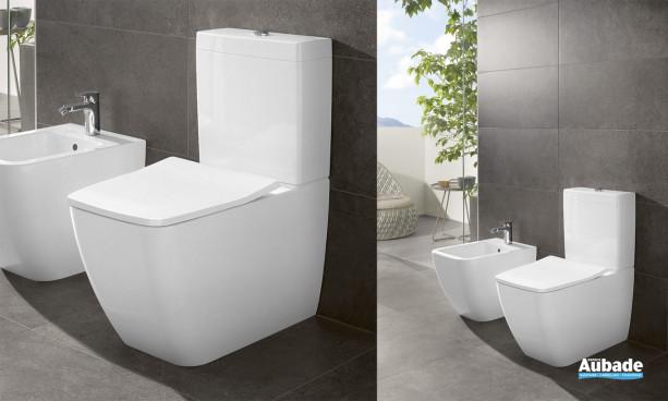 Toilettes Venticello DirectFlush de Villeroy & Boch