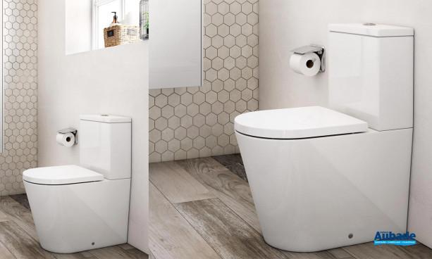 Toilettes sur pied Inspira de Roca