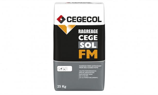 Mise en œuvre enduit de dressage Cegecol FM de Cegecol