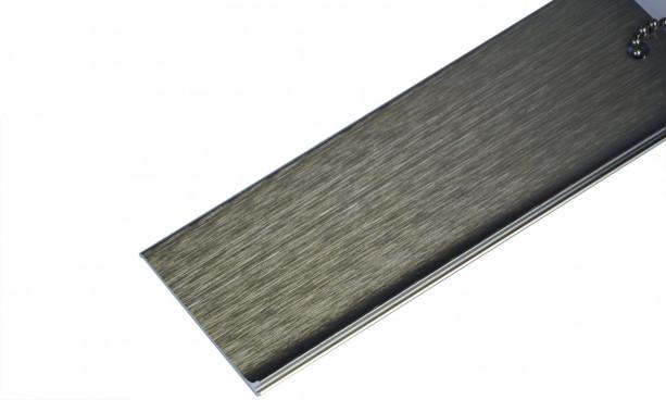 Profilés pour plinthes Schluter-DESIGNBASE-SL-AEEB de Schluter Systems