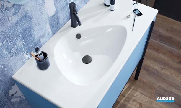 Plan vasque Nouvelle Vague de Jacob Delafon