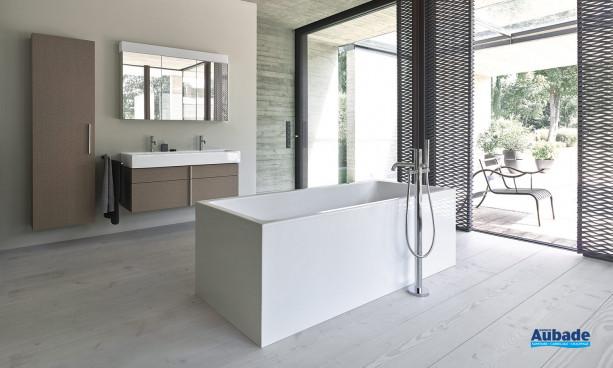 Collection de salle de bains Vero Air de Duravit