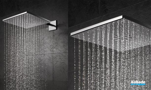 Bras de douche horizontal Rainshower 310