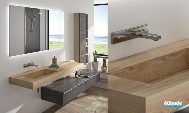 Meuble de salle de bains Extenso Natura de Cedam