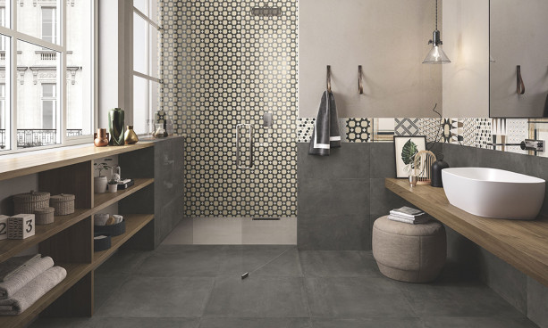 Carrelage Black emil-ceramica Be-Square