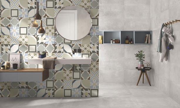 Carrelage Concrete emil-ceramica Be-Square