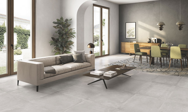 Collection Be-Square par Emil en teinte concrete