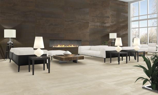 Collection Ionic par Ibero en teinte Sand