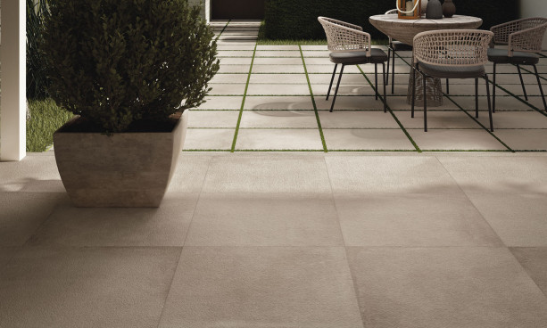 Collection Origini par Imola en teinte beige