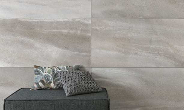 Collection Natural Blend par Villeroy & Boch en teinte stone grey