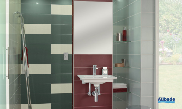 Carrelage blanc_ivoire Villeroy & Boch Creative System 4.0