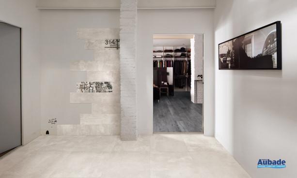 Carrelage blanc_ivoire Viva-ceramica Statale 9