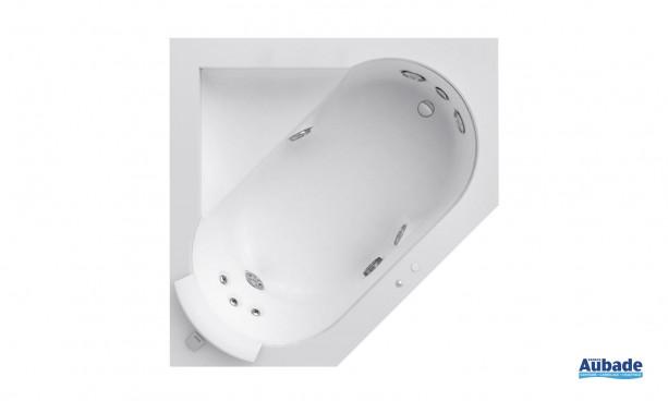 la baignoire tendance Aura Uno Cioran est disponible en 6 finitions