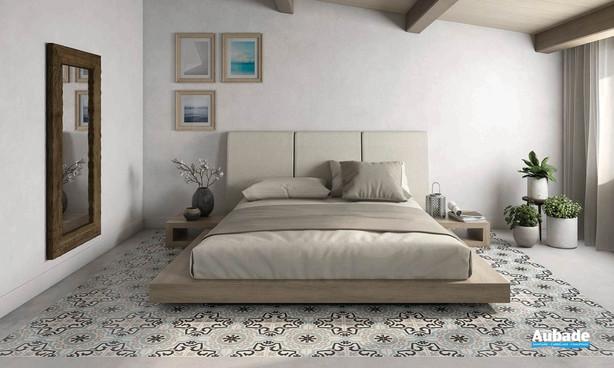 Collection  Inspiration Ciment par Bati-Orient en coloris Gris Clair, Bleu, Blanc Cassé, Anthracite