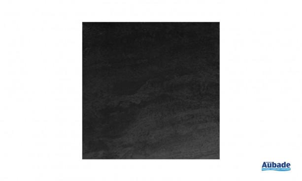 Carrelage grès de cérame Down Town en coloris noir