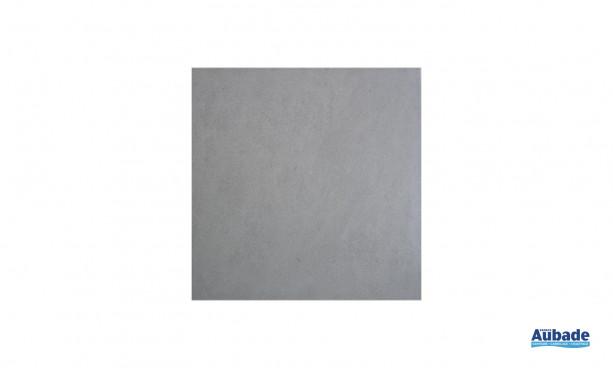 Carrelage grès cérame émaillé Tuzla en coloris gris clair