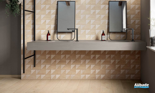 Collection Soul par Ceramiche Piemme en coloris Kaleido Light