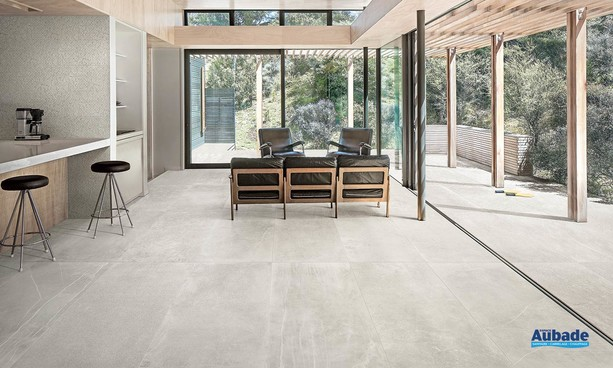 Collection Uniquestone par Ceramiche Piemme en coloris Silver