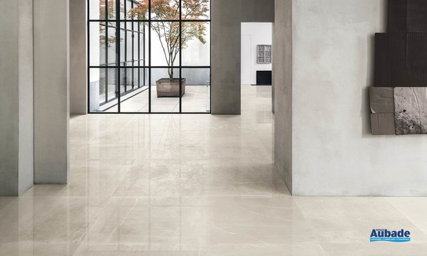 Collection Uniquestone par Ceramiche Piemme en coloris Sand