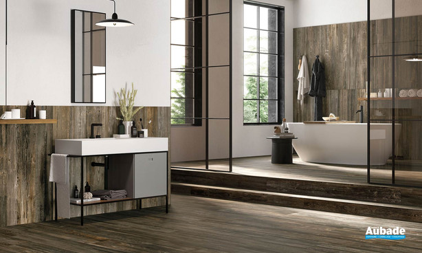 Collection Artwood par Cerdisa en coloris Chocolatebrown