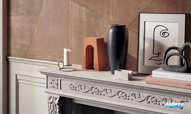 Collection Metal Design par Cerdisa en décor Copper Deco
