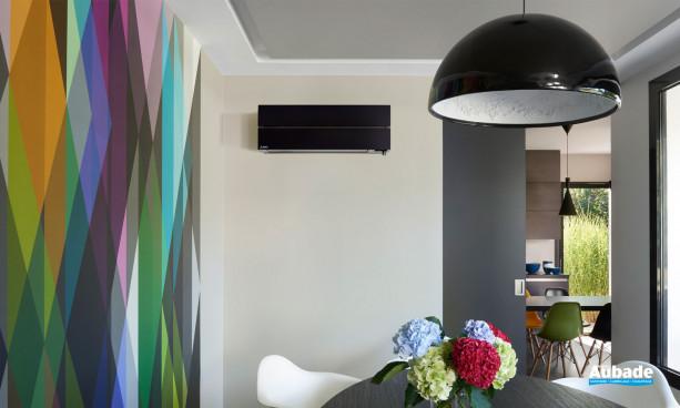 Climatiseur réversible Mural Design De Luxe MSZ-IN Mitsubishi