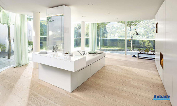 Collection meubles salle de bains Burgbad RC40