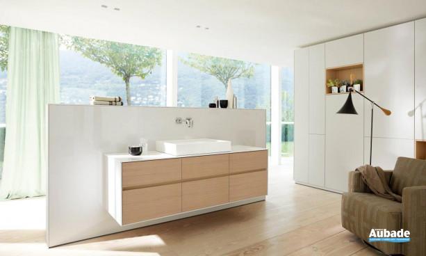 Collection meubles salle de bains RC40 de Burgbad