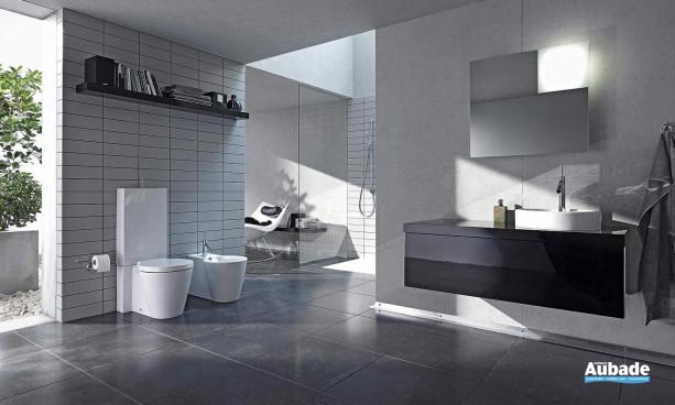 salle de bains complète Starck1 de Duravit
