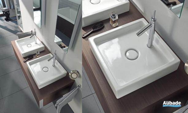 lavabo pour meuble Starck1 de Duravit