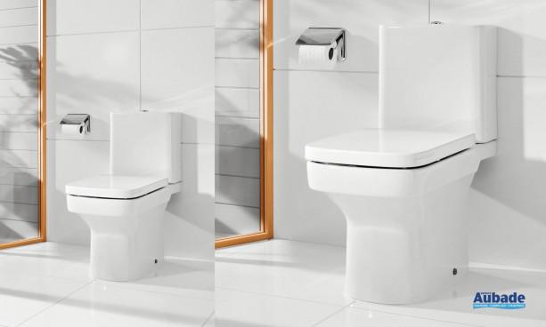 WC sur pied en porcelaine Roca collection Dama-N
