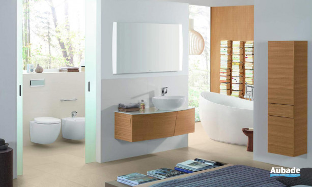 Salle de bains Villeroy & Boch Aveo