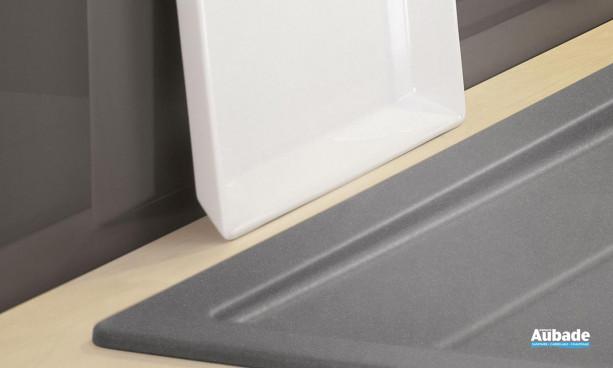 évier sous meuble BlancoMevit XL 6S encastrable facilement